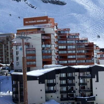 Skijanje Francuska, Val Thorens, Residence Hermine, mondotravel