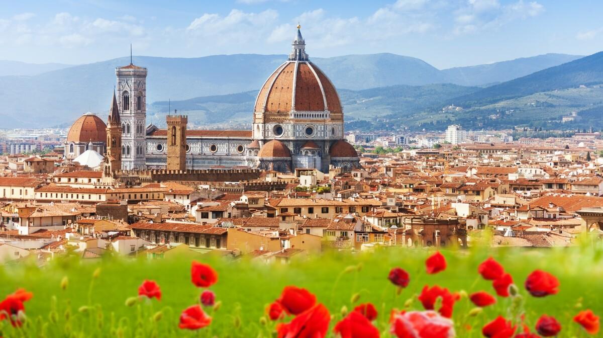 toskana  Piazzale Michelangelo, mondo travel