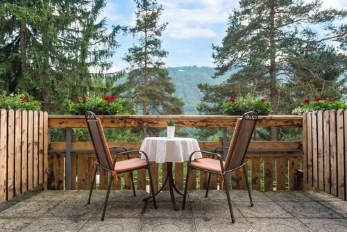 Skijanje i wellness u Sloveniji, Bled, Hotel Ribno, terasa