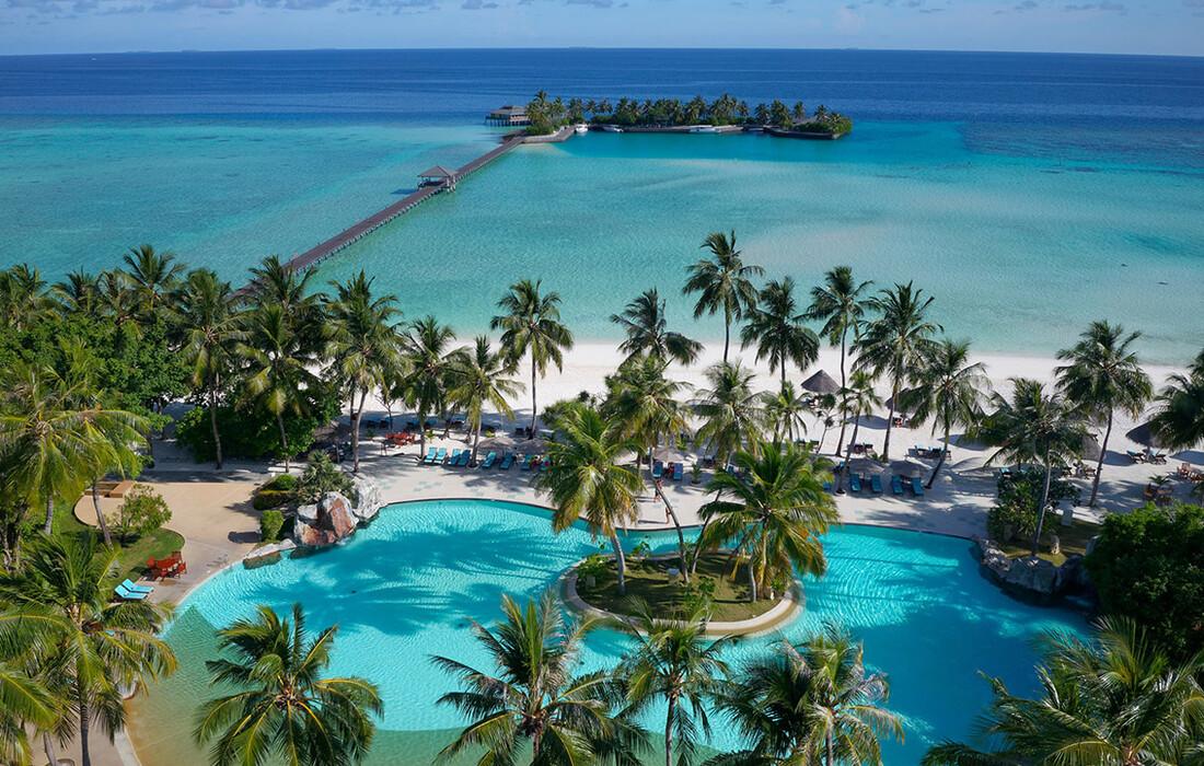 Sun Island Resort & Spa, bazen