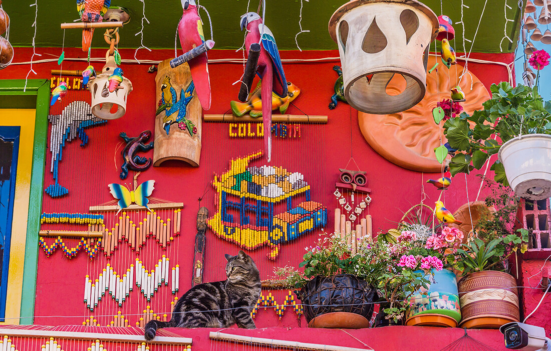 Kolumbija, garantirani polasci,  mondo travel