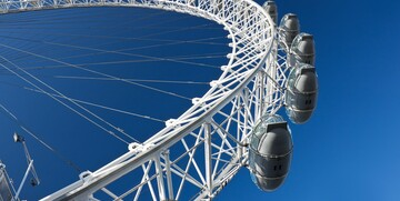 London Eye, London putovanje