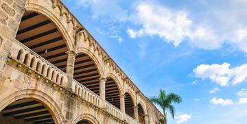 Santo Domingo, Alcazar,  odmor Dominikanska republika, karibi, odmor iz snova, daleka putovanja
