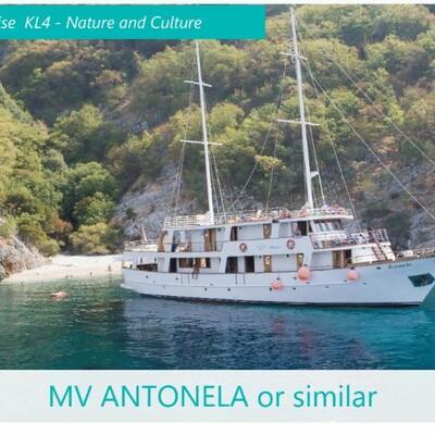 Katarina line, KL4, tura, brod premium