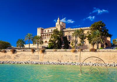Kraljevska palača La Almudaina, putovanje Palma de Mallorca, ljetovanje Mallorca