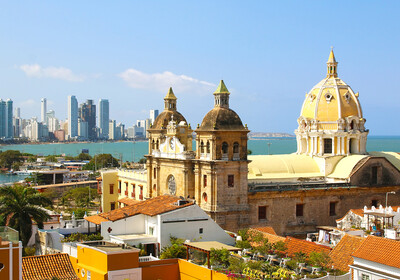 Kolumbija, Cartagena