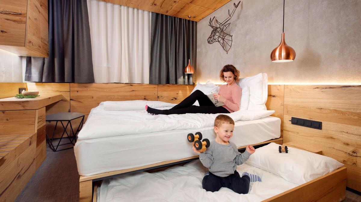 skijanje hotel Rogla, wellness