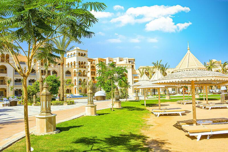 Hurghada, Grand Marina