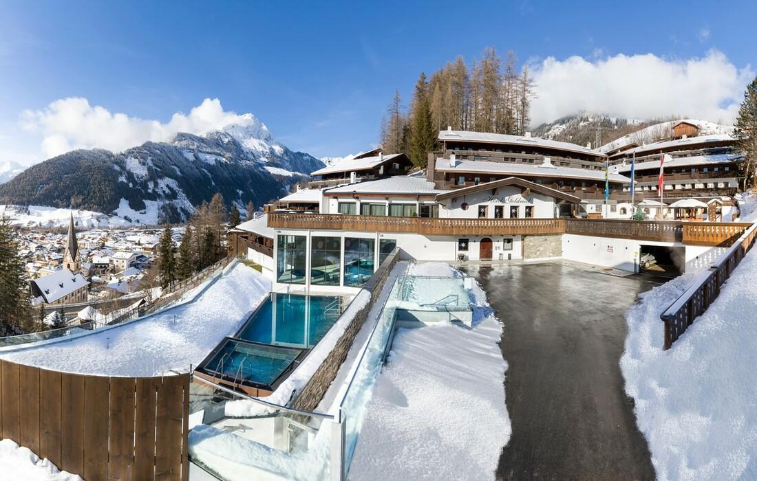 Matrei skijanje mondo, hotel i apartmani Goldried