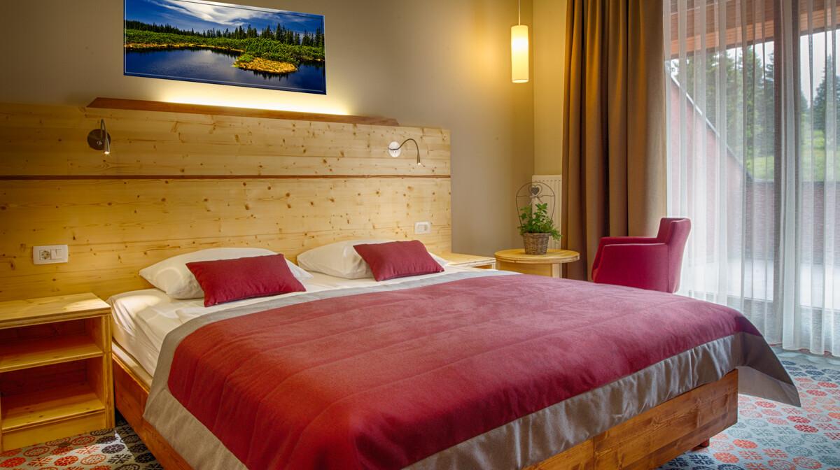 skijanje slovenija, wellness, rogla, natura hotel