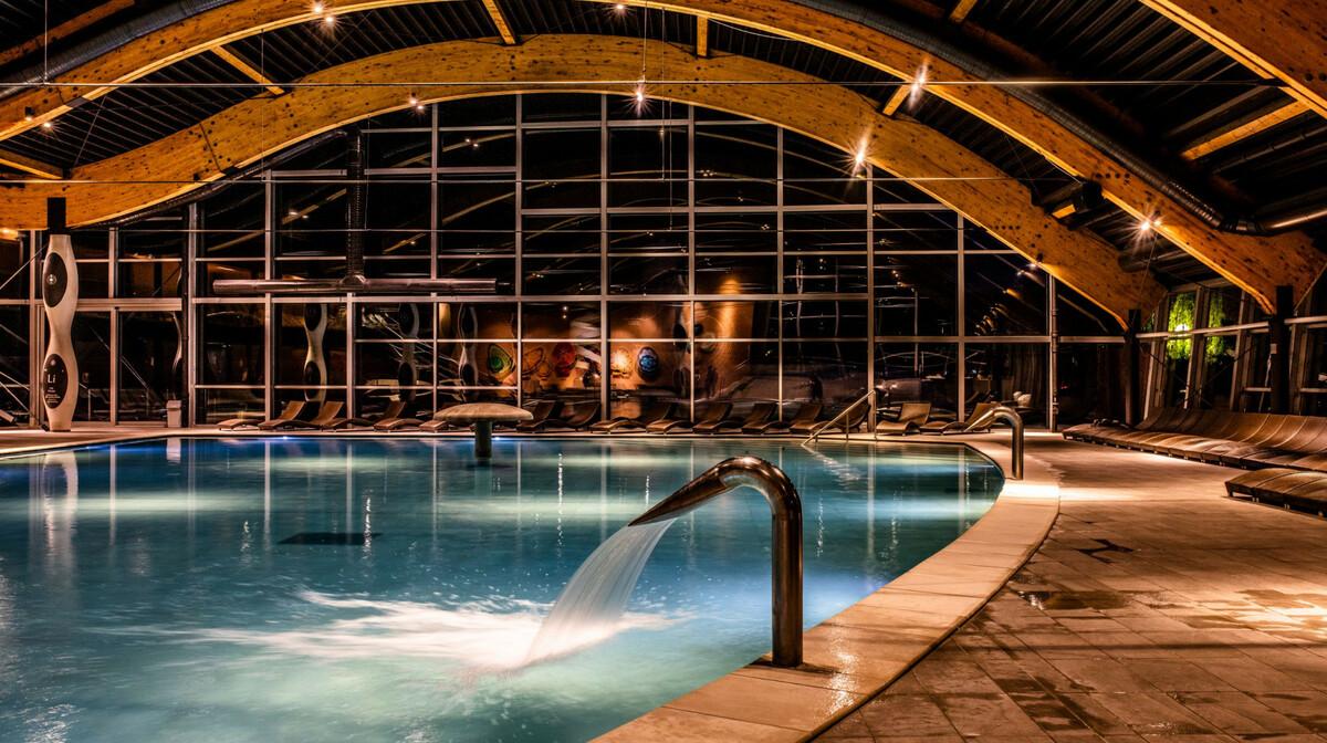 Terme Sveti Martin, bazeni Temple of life