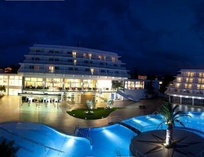 Vodice, Hotel Olympia