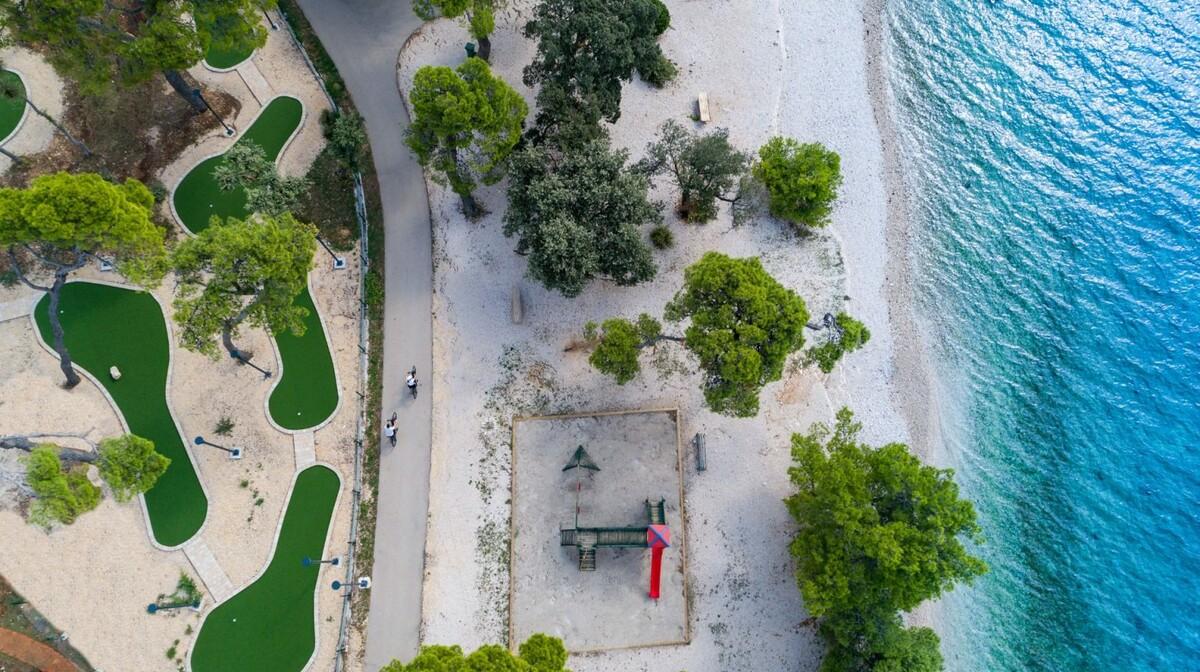 Hotel Pinija, mini golf