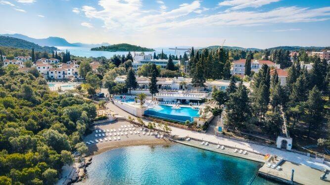 Korčula, Port9Camping