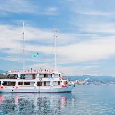 Brod Morena Katarine Line.