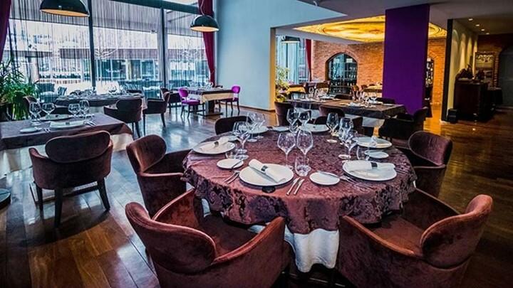 Hotel Kaj restoran academia