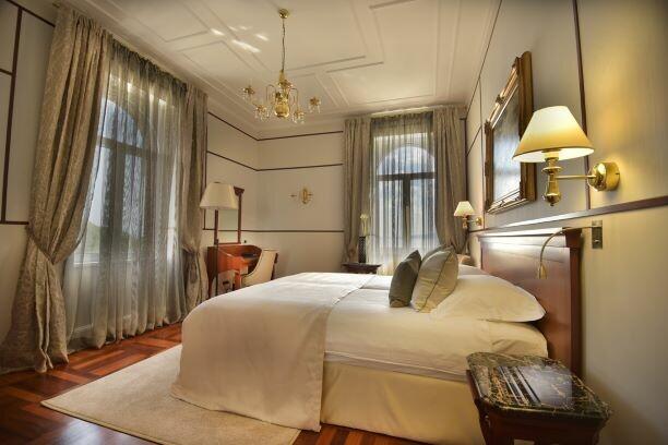 Hrvatska, ljeto, Opatija, hotel Milenij, soba dvokrevetna