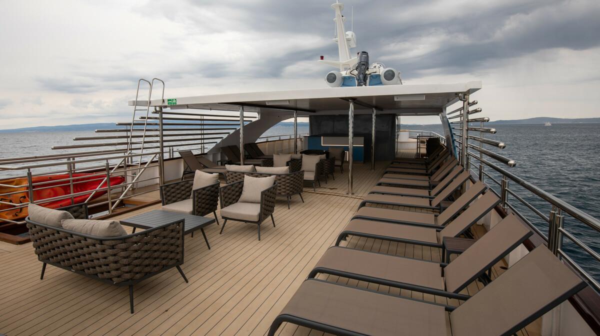 Krstarenje Jadranom luksuznom brodom Freedom