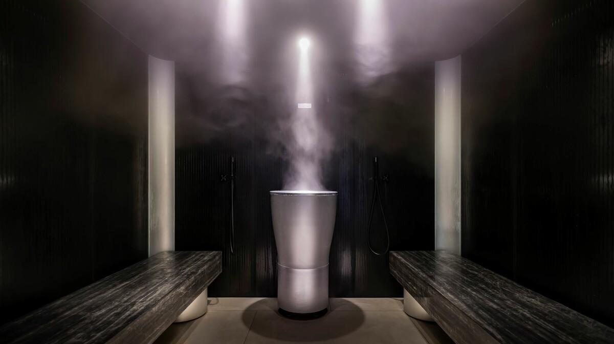 Turska sauna u hotelu Ambasador, Opatija.