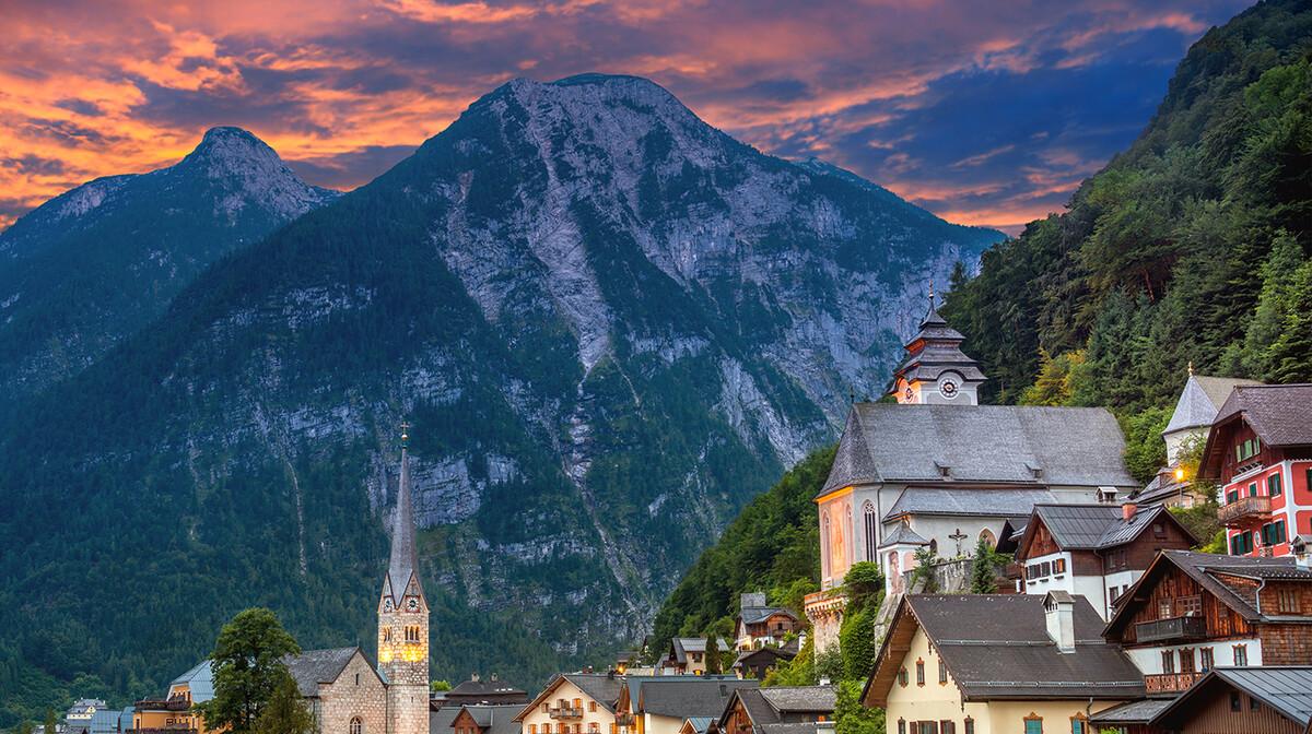 Hallstatt putovanje, putovanje austrijska jezera, Mondotravel