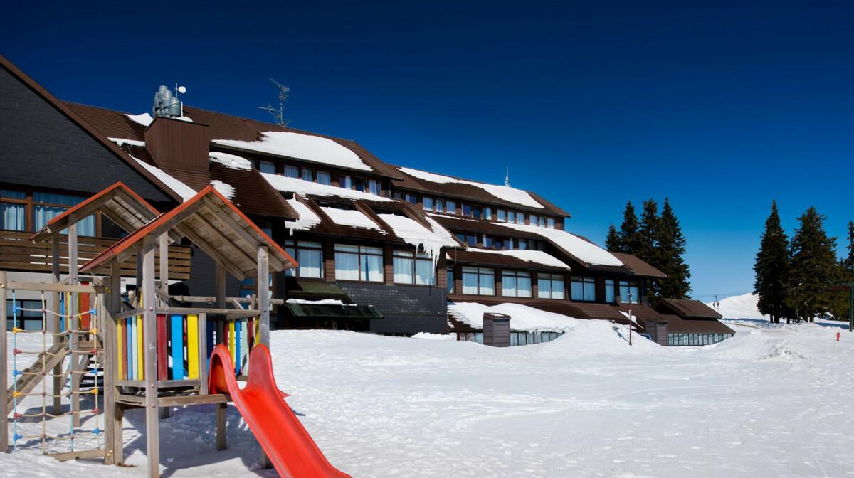 Skijanje i wellness u Sloveniji, Rogla, hotel Planja