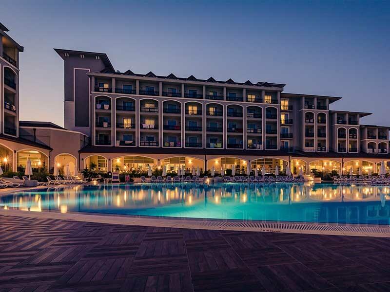 Antalya, Side, Paloma Oceana Resort