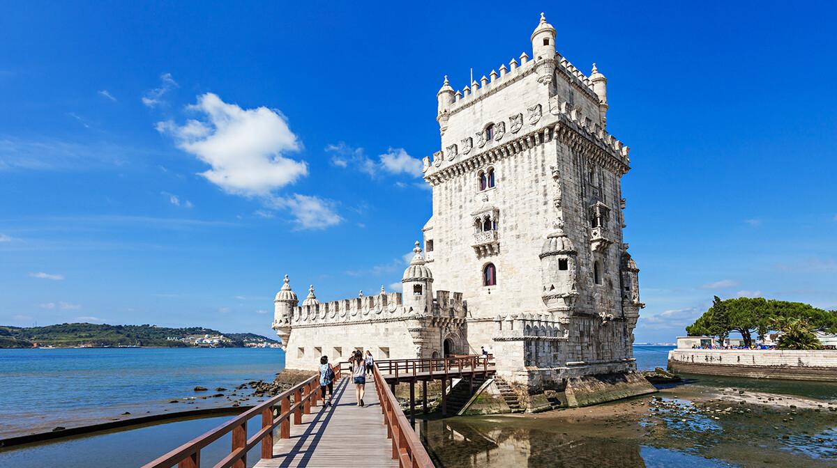 Lisabon - Belém tower