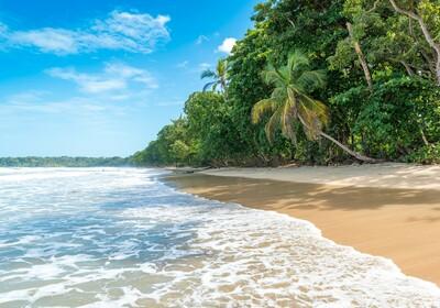 Kostarika, Cahuita
