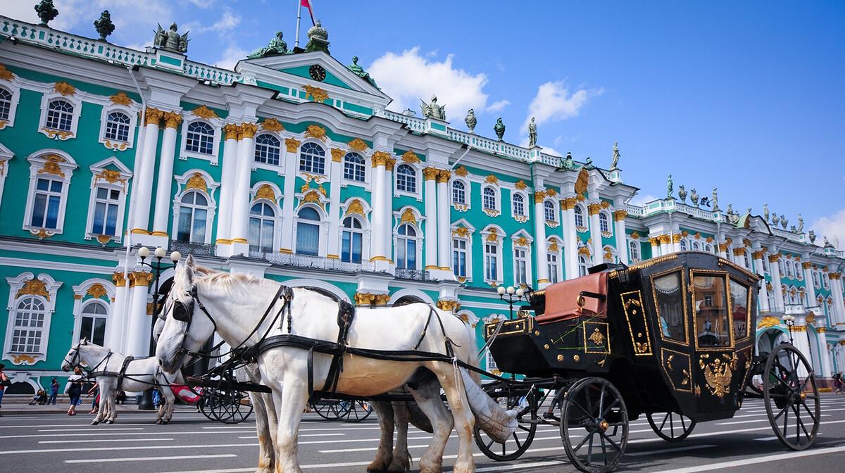St Petersburg - Ermitaž