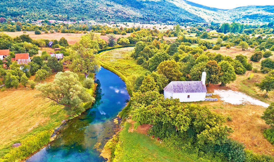 Putovanje Lika i Velebit, rijeka Gacka, garantirani polasci, putovanje sa pratiteljem, vođene ture