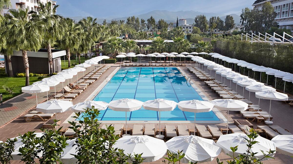 Antalya, Alanya, Hotel Royal Garden Beach