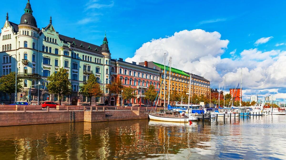 Putovanje u Helsinki, bijeli grad sjevera, europska putovanja zrakoplovom, garantirani polazak