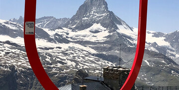 Planina Matterhorn, putovanje Švicarska, švicarska tura