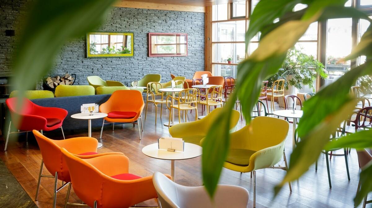Wellness u Sloveniji, Bohinjska Bistrica Bohinj Eco, caffe bar u hotelu