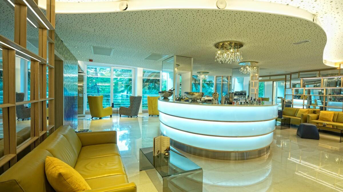 Cres, Hotel Kimen, bar