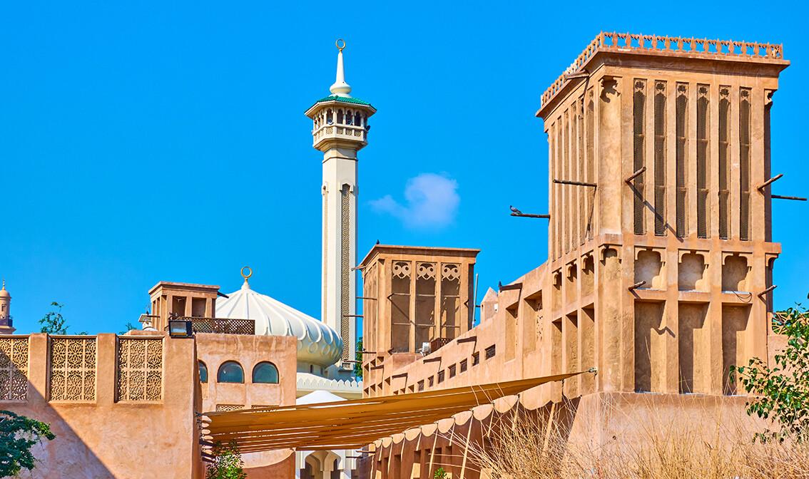 Povijesni kvart Al Fahidi, putovanje u Dubai, garantirani polasci, mondo travel, daleka putovanja