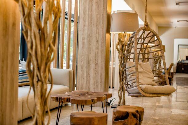 Vrboska, Labranda hotel Senses, lobby