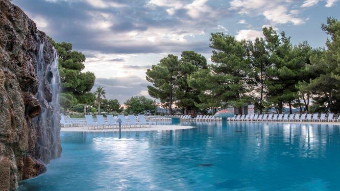 Solaris, Hotel Ivan, vanjski bazen