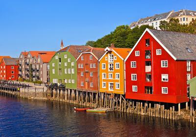 Bergen, Norveška