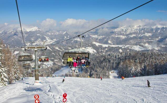 Skijanje i wellnes u Sloveniji, Cerkno, Hotel Cerkno. skijalište