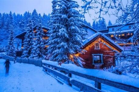 Skijanje u Italiji, Alta Badia, Colfosco, Apartmani Rosmary Mountain, pogled izvana