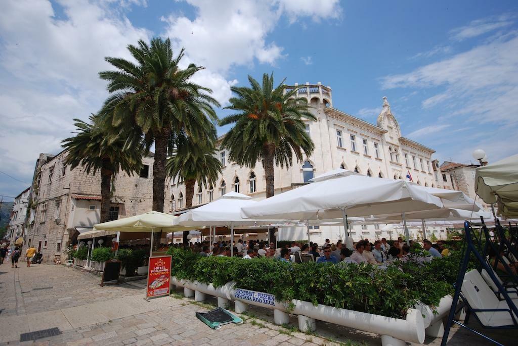 Trogir, Villa Fontana