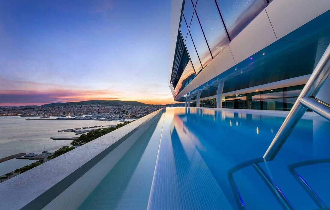 Vodice, Hotel Olympia Sky