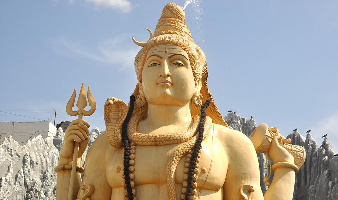 Indija, Bangalore, Kip Šive, garantirani polasci, vođene ture, pratitelj putovanja