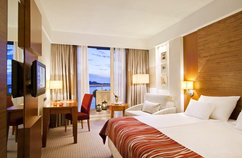 Cavtat, Hotel Croatia, soba