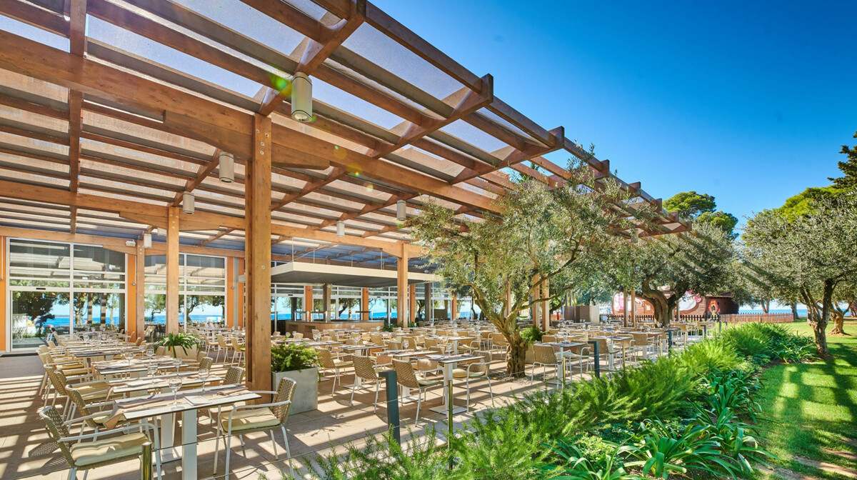 Hotel Sol Umag Plava Laguna Restoran