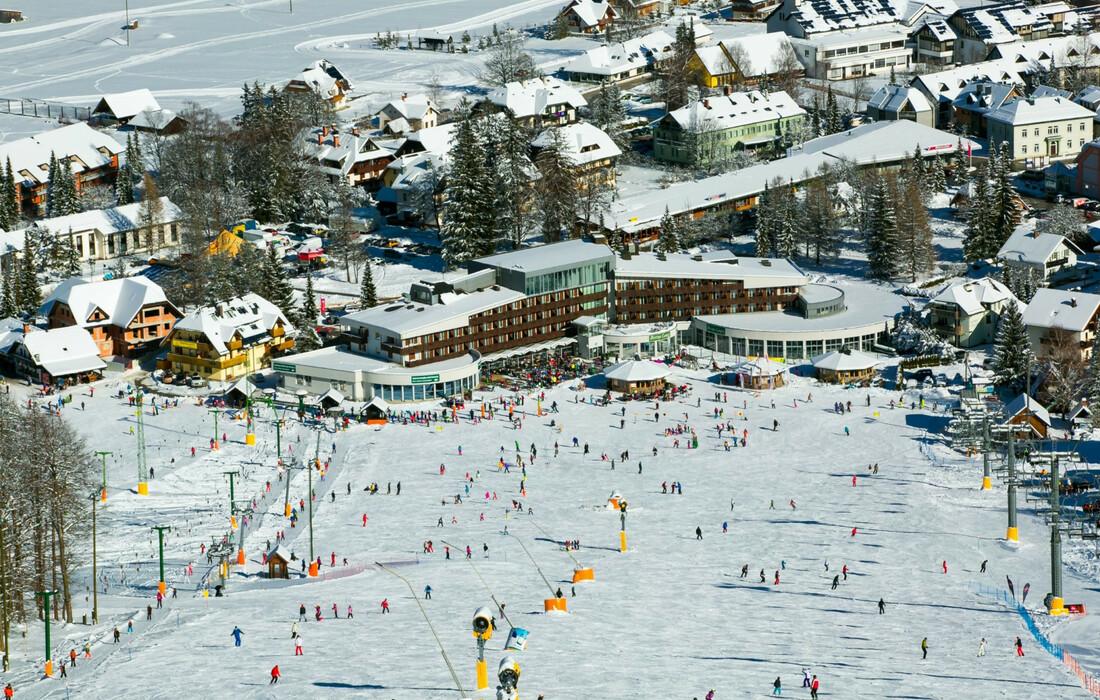 Skijanje i wellness u Sloveniji, Kranjska Gora, Ramada
