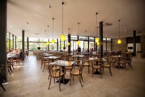 Vrboska, Labranda hotel Senses, restoran