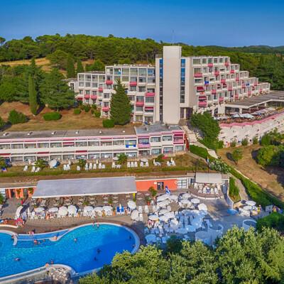 Istra, Poreč, Rubin Sunny Hotel, ljetovanje, putovanje za obitelj