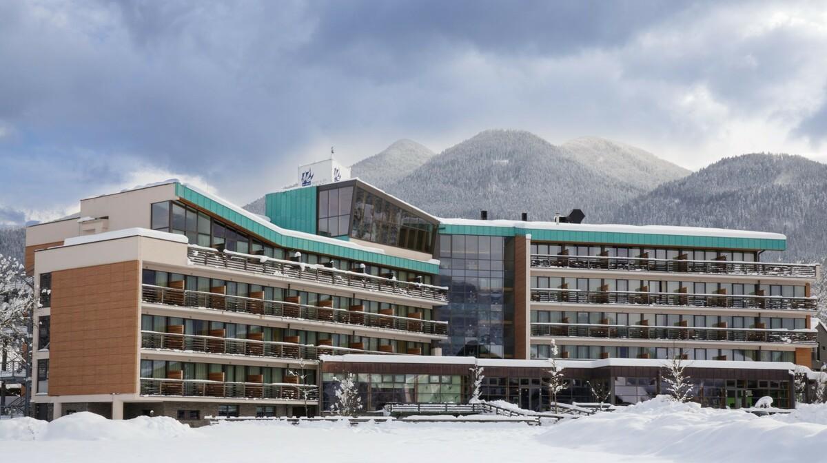 Skijanje i wellness u Sloveniji, Bohinjska Bistrica skijanje, Bohinj Eco hotel zimi